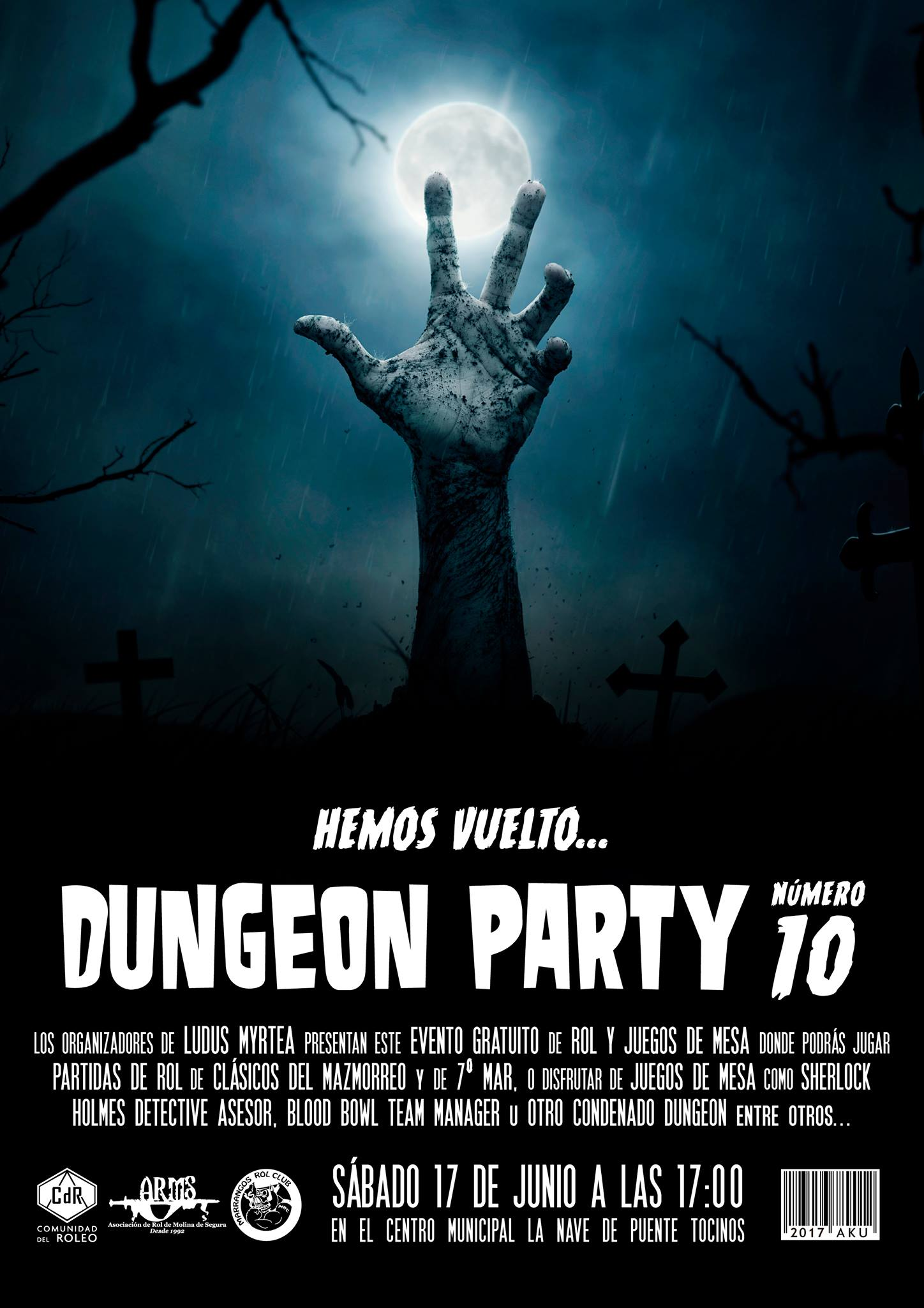 Dungeon Party #10