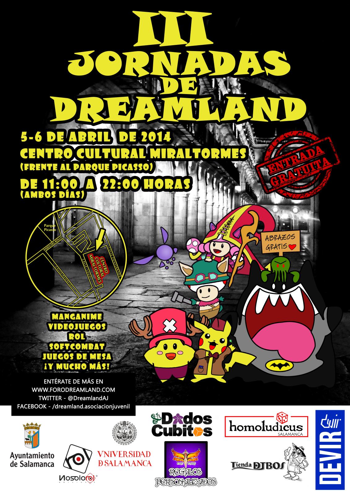III Jornadas de Dreamland