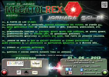 IV Jornada de puertas abiertas - Mecatol Rex