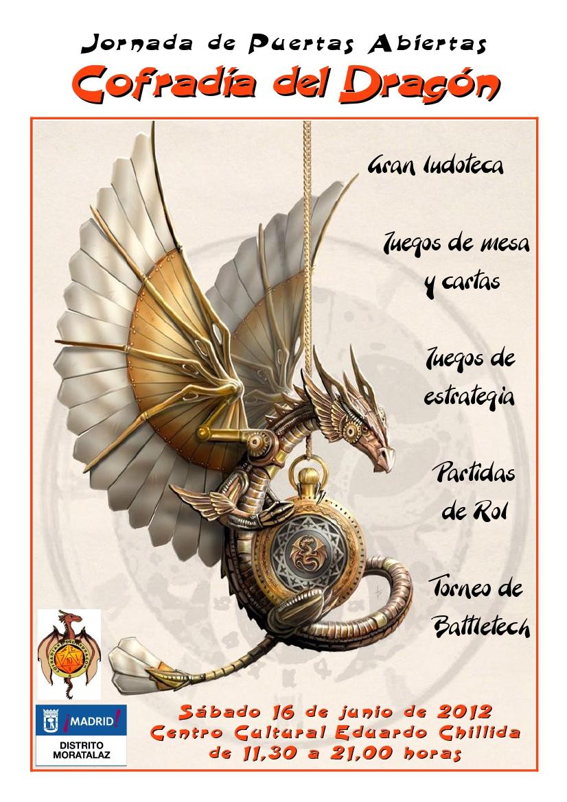 VI jornada de puertas abiertas Cofradía del Dragón