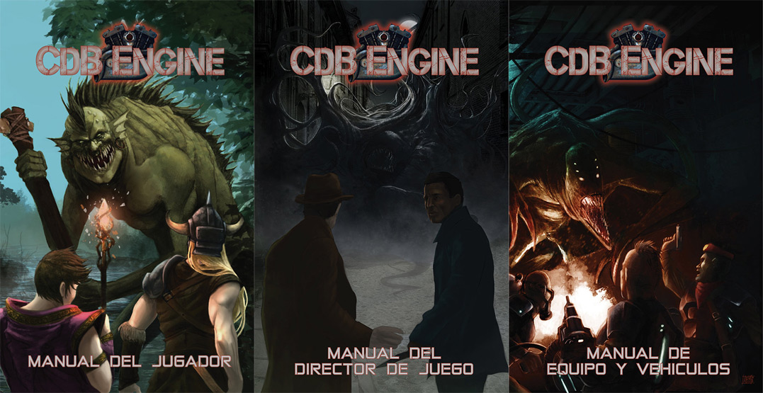 Manuales del CdB Engine