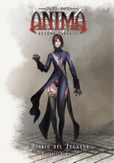 Diario del Jugador (Femenino) - Anima Beyond Fantasy