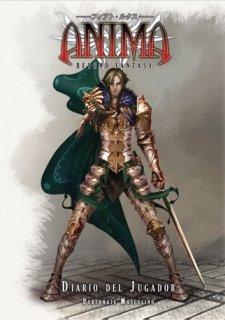 Diario del Jugador (Masculino) - Anima Beyond Fantasy
