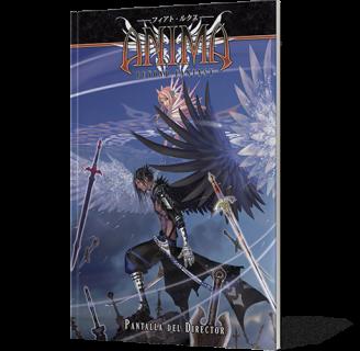 Pantalla del Director Edición Revisada - Anima Beyond Fantasy