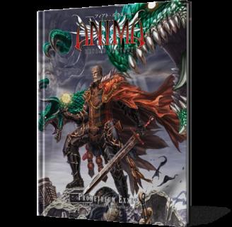 Prometheum Exxet - Anima Beyond Fantasy