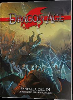 Dragon Age: Pantalla del DJ - Dragon Age
