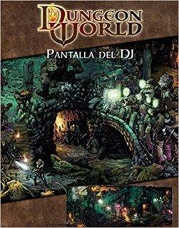Pantalla del DJ de Dungeon World - Dungeon World