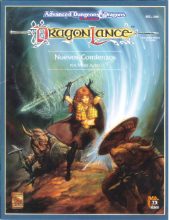 Dragonlance: Nuevos Comienzos - Dungeons and Dragons