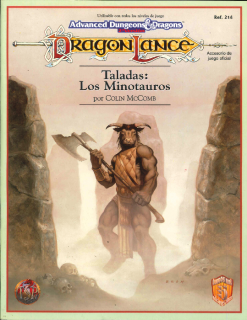 Dragonlance: Taladas: los minotauros - Dungeons and Dragons
