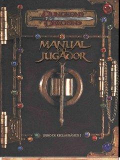 Manual del Jugador para D&D 3ª