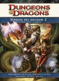 Manual del Jugador 2 para D&D 4ª