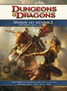 Manual del Jugador 3 para D&D 4ª