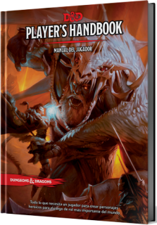 Dungeons & Dragons: Manual del Jugador - Dungeons and Dragons