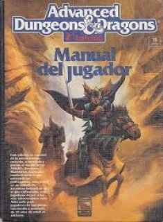 Manual del Jugador para Advanced D&D 2ª edición