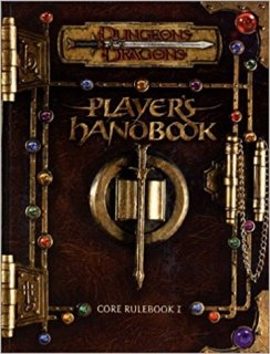 Player's Handbook para D&D 3rd Edition