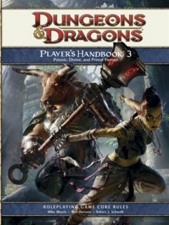 Player's Handbook 3 para D&D 4th Edition