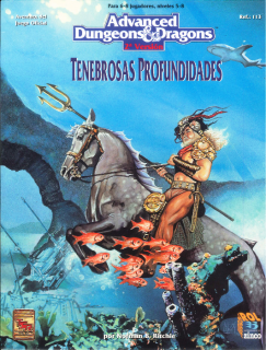 Tenebrosas profundidades - Dungeons and Dragons