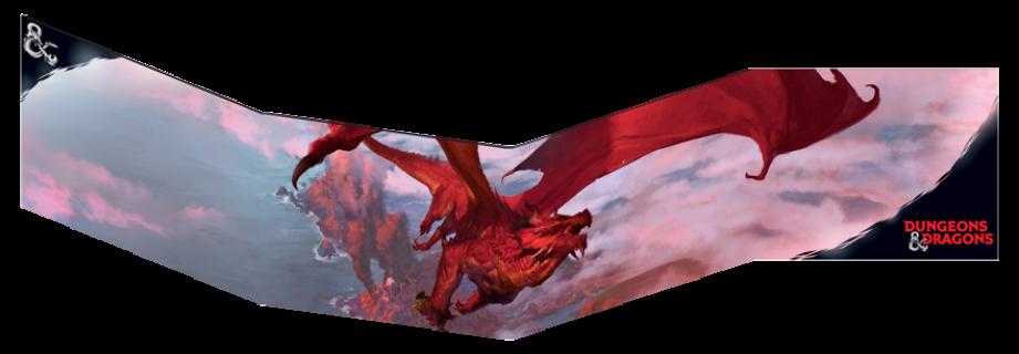 Pantalla del Dungeon Master Reencarnada (5ª edición)