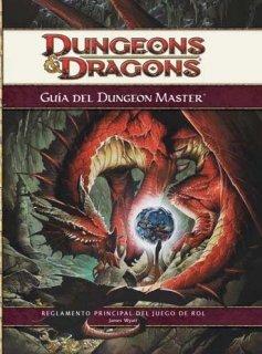 Guía del Dungeon Master para D&D 4ª