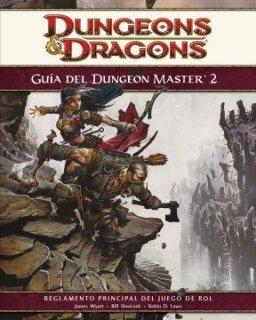 Guía del Dungeon Master 2 para D&D 4ª