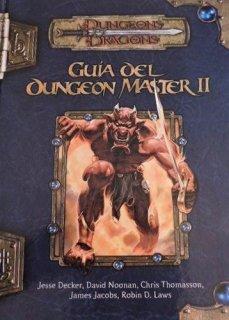 Guía del Dungeon Master II para D&D 3.5