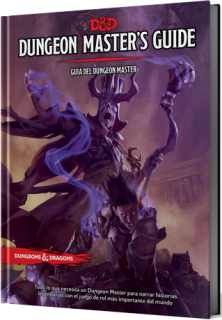 Dungeons & Dragons: Guía del Dungeon Master - Dungeons and Dragons