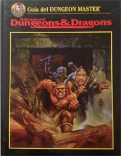 Guía del Dungeon Master para Advanced D&D 2ª edición revisada