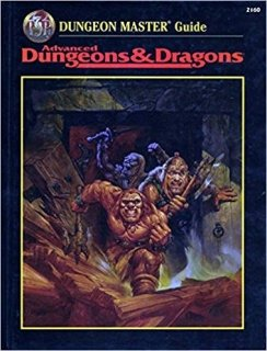 Dungeon Master Guide para AD&D 2nd Edition Revised