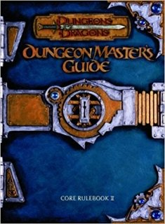 Dungeon Master's Guide para D&D 3rd Edition