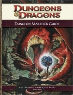 Dungeon Master's Guide para D&D 4th Edition