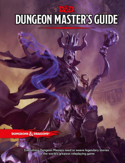 Dungeon Master's Guide para D&D 5th Edition