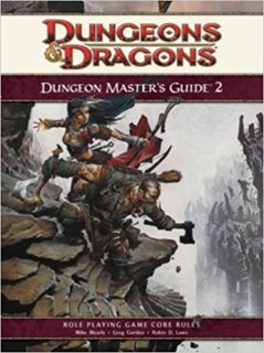 Dungeon Master's Guide 2 para D&D 4th Edition