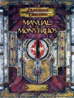 Manual de Monstruos para D&D 3.5