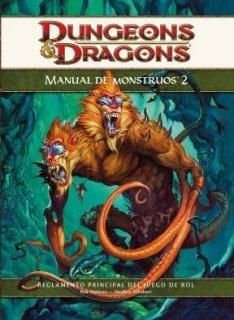 Manual de Monstruos 2 para D&D 4ª