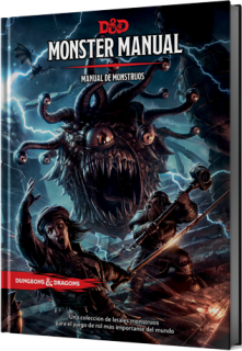 Dungeons & Dragons: Manual de Monstruos - Dungeons and Dragons