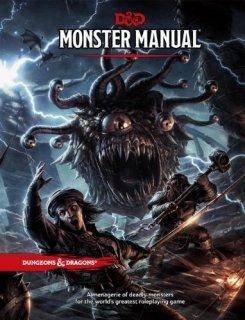 Monster Manual para Dungeons & Dragons 5th Edition