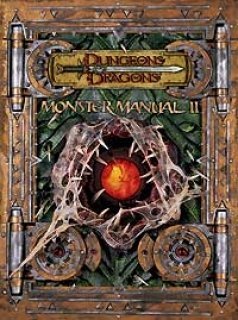 Monster Manual II para D&D 3rd Edition