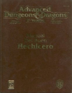Manual del buen hechicero - Dungeons and Dragons