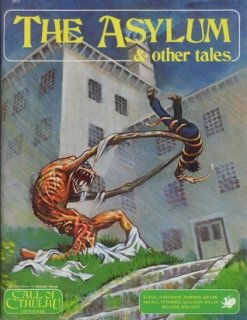 The Asylum and Other Tales