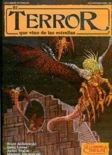 El Terror que vino de las estrellas - La Llamada de Cthulhu