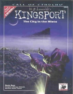 Kingsport, The City in the Mists