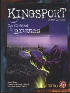 Kingsport: La Ciudad en las Brumas - La Llamada de Cthulhu