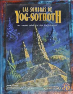 Las sombras de Yog-Sothoth - La Llamada de Cthulhu