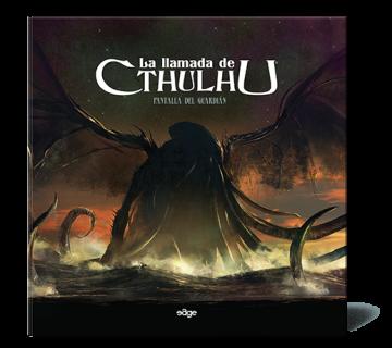 Pantalla del Guardián de La Llamada de Cthulhu - La Llamada de Cthulhu