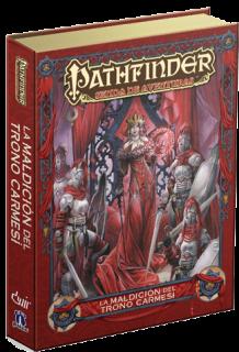 Pathfinder: La maldición del Trono Carmesí - Pathfinder