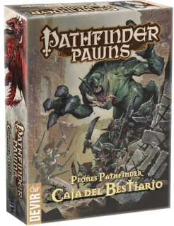 Pathfinder: Peones del bestiario - Pathfinder