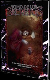 Tomo de los Secretos - Vampiro: Edad Oscura