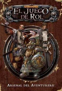 Arsenal del Aventurero - Warhammer Fantasy JdR